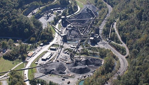 The company operates mines throughout the country. (photo courtesy of American Resources Corp.)