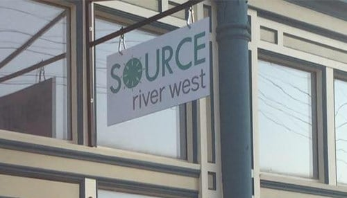 The SOURCE River West Entrepreneurship Center is one of the beneficiaries of the funding. (photo courtesy SOURCE River West)