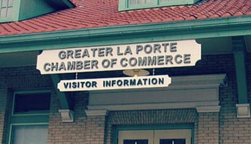 (photo courtesy of the Greater La Porte Chamber of Commerce)