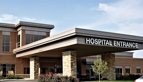 Parkview Whitley Hospital is one of the Indiana hospitals on this year's list. (photo courtesy of Parkview Health)