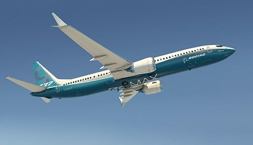 (photo courtesy of Boeing)