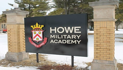 (photo courtesy of Howe Military Academy)