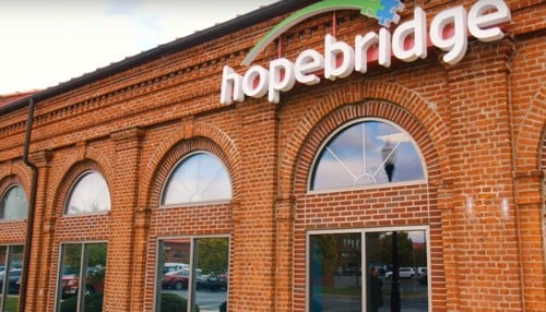 The new clinic will be Hopebridge's 33rd location.