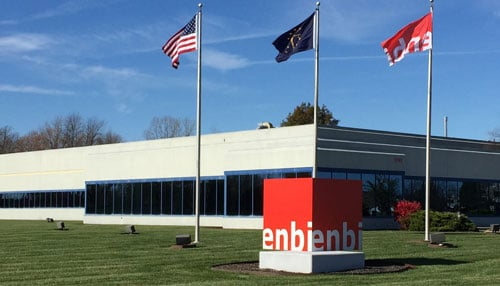 Enbi was acquired by Watermill Group in April. (photo courtesy of Enbi Group)