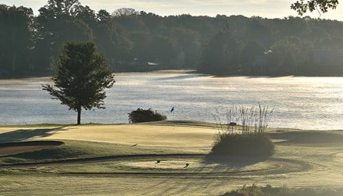 The Tippecanoe Country Club in Monticello is one of the courses on the trail. (photo courtesy of the IOTD)