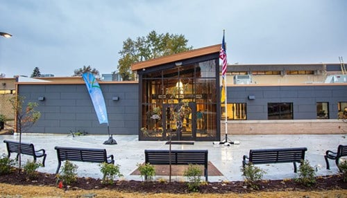 The event will be held at the Charles Black Community Center. (photo courtesy of South Bend Venues Parks & Arts)