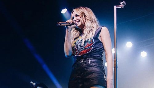 Carly Pearce will be one of the opening acts for the concert.
