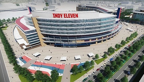 (rendering courtesy of Indy Eleven)