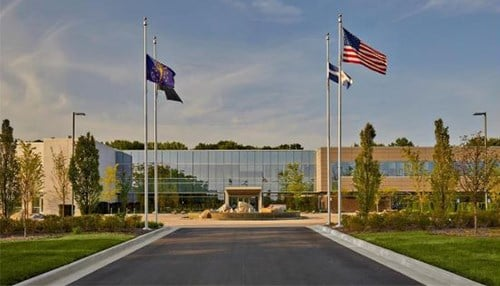 The company is based at The Center on the northwest side of Indianapolis.