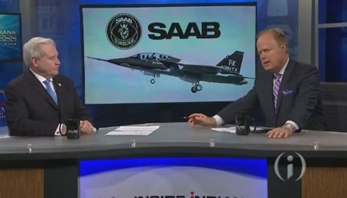 Schellinger was a guest on this weekend's edition of Inside INdiana Business with Gerry Dick.