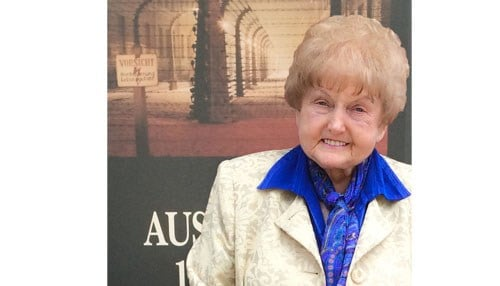 Two memorial services will be held for Eva Moses Kor in August