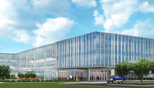 Cummins says the new$35 million office building will be along I-65 and County Line Road.