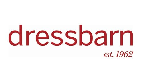 Dressbarn says no specific timeline is set yet for specific store closures.