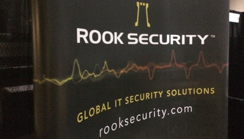 Photo courtesy of Rook Security