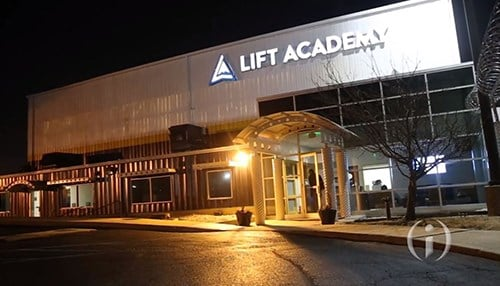 LIFT Academy is teaming up with Junior Achievement for a flight experience for students.