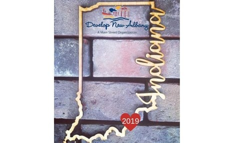 Develop New Albany is among the organizations recently awarded funding