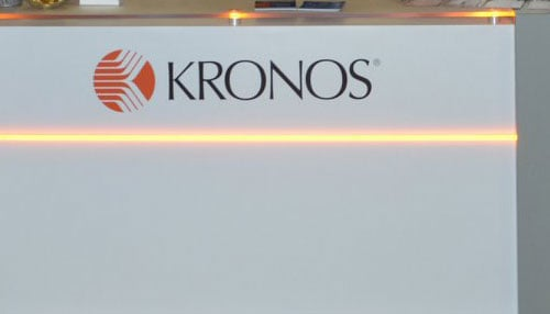 Photo courtesy of Kronos