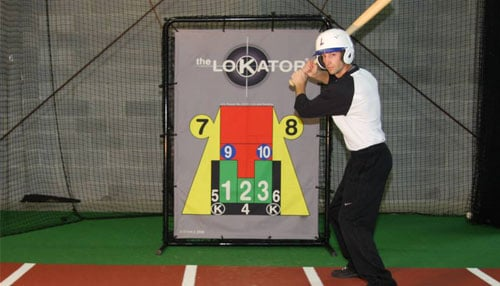 Photo courtesy of Lokator Pitching Academy