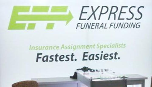 Express Funeral Funding is headquartered in Clarksville.