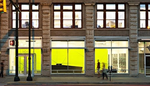 RATIO Architects is headquartered in downtown Indianapolis. (photo courtesy of RATIO Architects)
