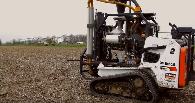 Rogo plans to expand its fleet to four robots by the fall.