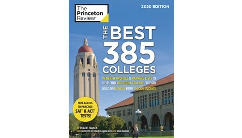(Image Courtesy of Princeton Review)
