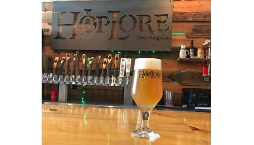 Photo courtesy of Hoplore Brewery