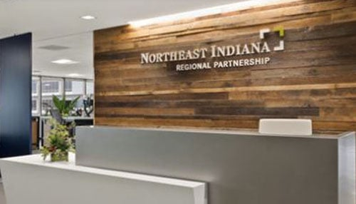 Photo courtesy of the Northeast Indiana Regional Partnership