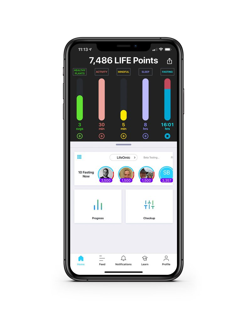 The app also connects Hoosiers to some 1,600 clinical trials throughout the state.