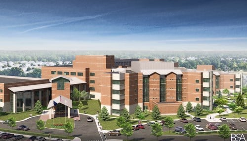 This is what IU Health West Hospital will look like following its $84M expansion