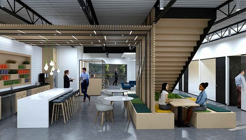 Image provided by Carr Workspaces