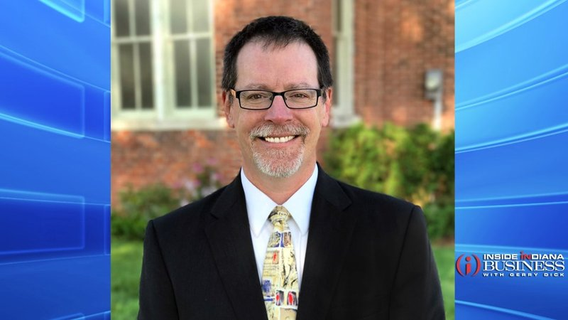 Dr. Phillip Downs was named Indiana's School Superintendent of the Year
