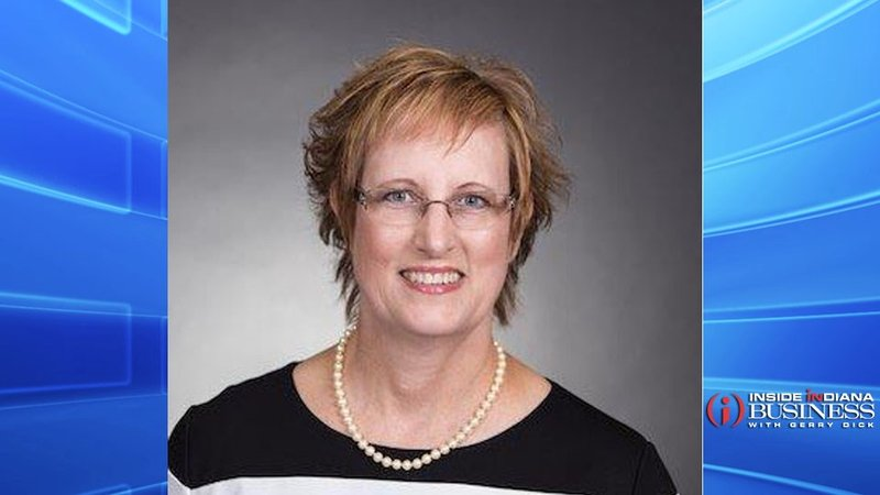 Beth Schultz was hired to start a nursing program at Manchester University (photo provided)