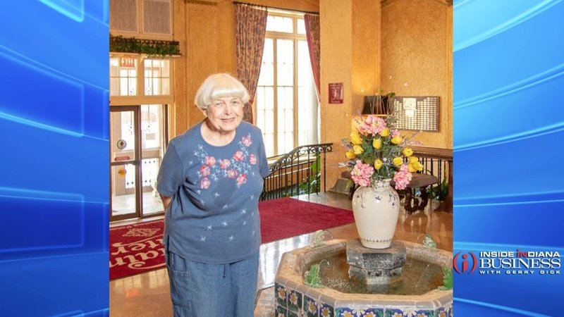 Jean Gernand will be honored for her efforts to preserve historic landmarks in Huntington.