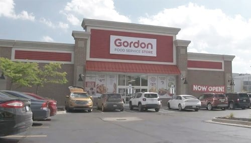 Gordon Food Service plans to build a 500,00-square-foot distribution center in Westfield.