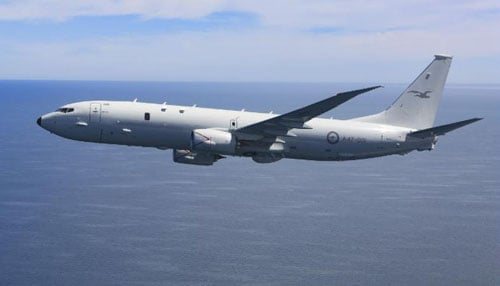 (photo courtesy of Australia Dept. of Defence/Air Force)