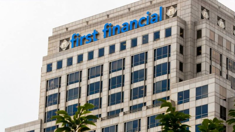 First Financial is headquartered in Cincinnati. (photo courtesy of First Financial Bank)