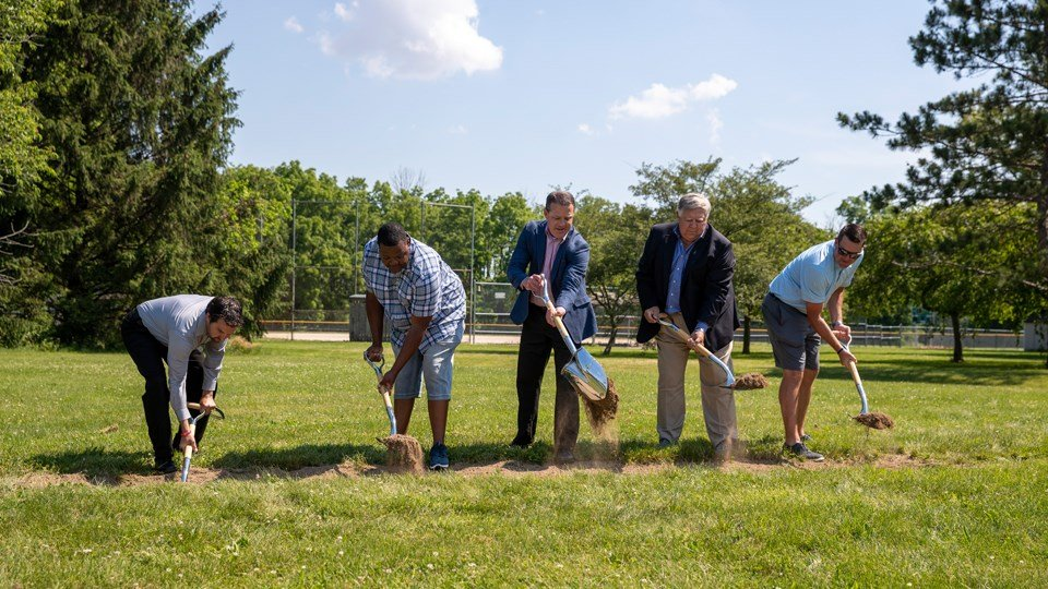 Mayor: Championship Park Adds to Recent Successes
