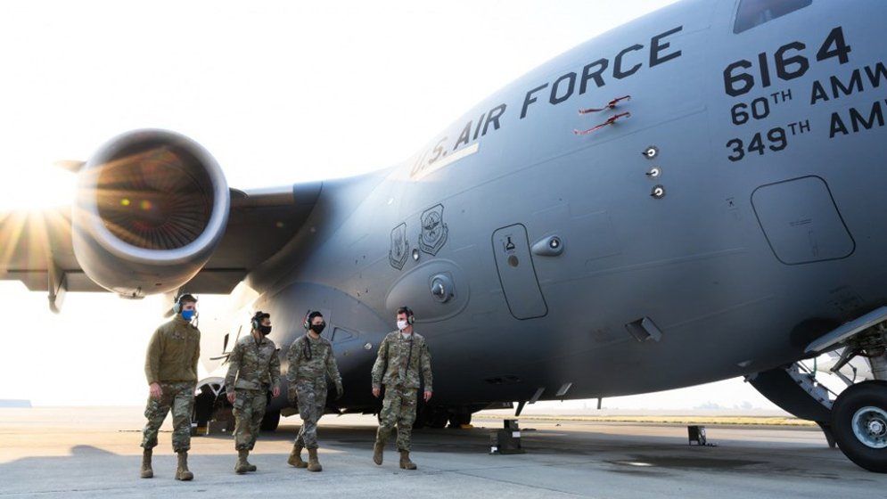 (photo courtesy of the U.S. Air Force)