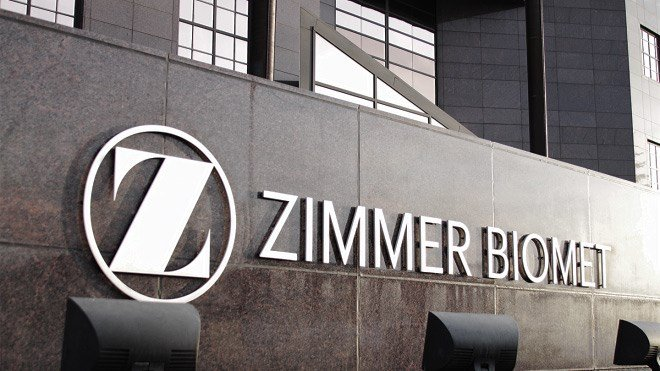 Zimmer Biomet is headquartered in Warsaw.