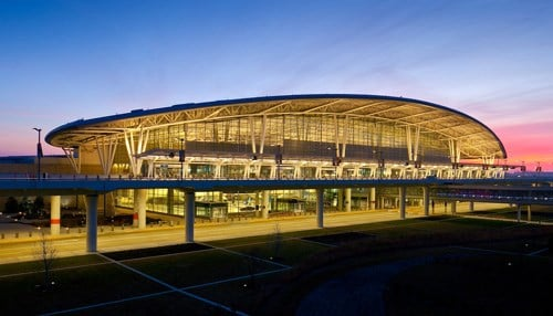 In all, IND says nearly 2.2 million passengers flew through the airport in the first quarter of 2019.