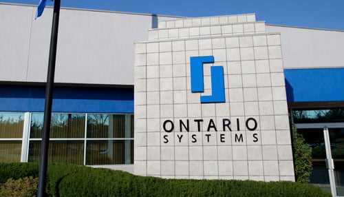 Ontario Systems is headquartered in Muncie and also has offices in Washington and New Mexico.