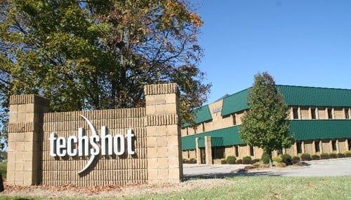 Techshot is based in Greenville.