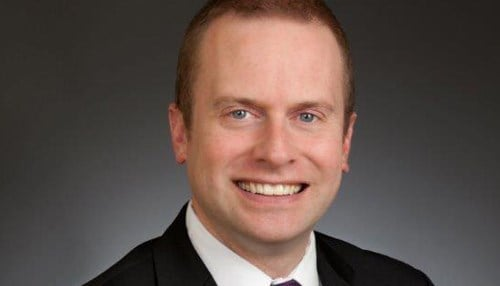 Michael Huber is chief executive officer of the Indy Chamber.
