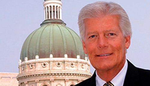 Brian Burton is president and CEO of the Indiana Manufacturers Association.