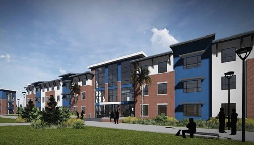 """Mainstreet believes its student housing arm will """"transform"""" collegiate life."""