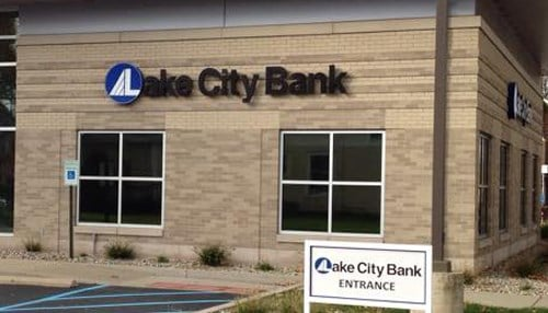 Lakeland Financial Corp. is the parent company of Lake City Bank