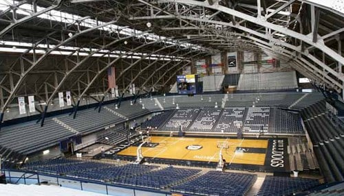 The Fever will play at Hinkle Fieldhouse on the Butler University campus.