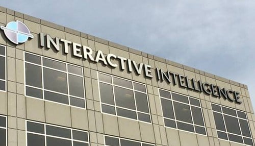 Interactive Intelligence Group Inc. created the foundation in 2010.