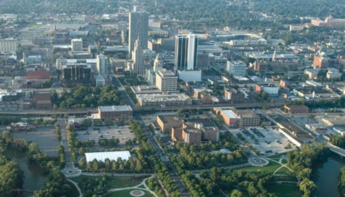 Fort Wayne ranked in at 29.